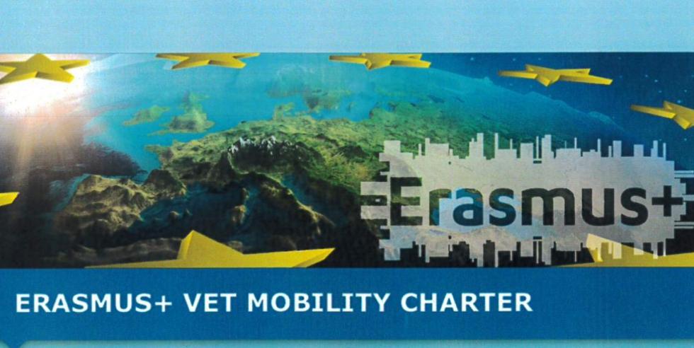 BIG Erasmus+ Szakképzési Mobilitási Tanúsítvány